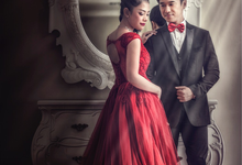 Prewed June and Indra by Luminous Bridal Boutique