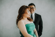 Prewed Rica and Jan by Luminous Bridal Boutique