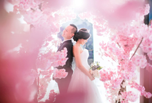 Prewed Vanessia and Budi by Luminous Bridal Boutique