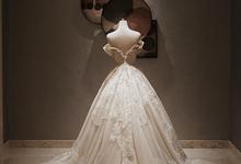 Wedding Day Toni and Sasa by Luminous Bridal Boutique