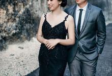 Prewed Sebastian and Feansiska by Luminous Bridal Boutique