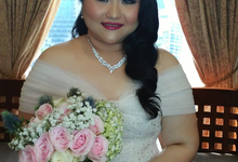 Wedding day Timotius. And Theresia ( October 7th) by Luminous Bridal Boutique