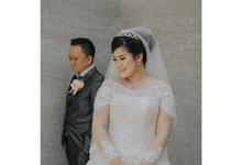 Wedding Day Sean and Axellia by Luminous Bridal Boutique