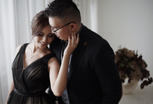 Prewed Cliff and Gladys by Luminous Bridal Boutique