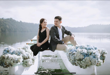 Prewed Rio and Evi by Luminous Bridal Boutique