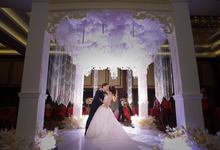 Wedding day Kevin and Fea by Luminous Bridal Boutique