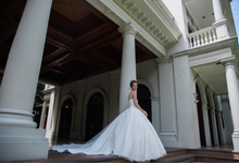 Dress and Attire by Luminous Bridal Boutique