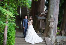 Prewed Vynda and Ave by Luminous Bridal Boutique