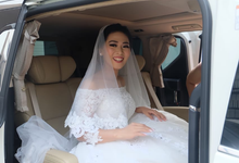 Our beautiful bride Dena by Luminous Bridal Boutique