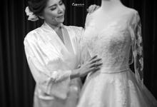 Wedding day Danil and Aldita by Luminous Bridal Boutique