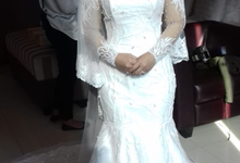 Holy Matrimony Rio and Evy by Luminous Bridal Boutique