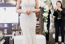 Fashion Trunk Show. Alila Wedding Show by Luminous Bridal Boutique