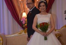 Wedding Day Yuri and Ricka by Luminous Bridal Boutique