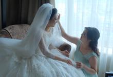 Beautiful Bride Vynda by Luminous Bridal Boutique