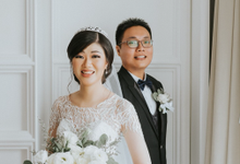 Wedding Day Robert and Nova by Luminous Bridal Boutique