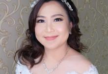 Beautiful Bride Silvia by Luminous Bridal Boutique
