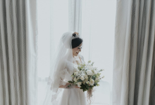 Wedding day Alam and Alice by Luminous Bridal Boutique