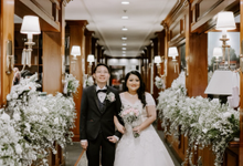 Wedding Day Tere and Timmy by Luminous Bridal Boutique