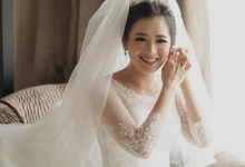 Wedding Day Vynda and Ave by Luminous Bridal Boutique