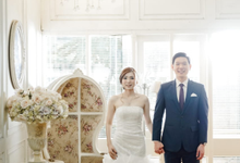 Prewed Steven and Yohana by Luminous Bridal Boutique
