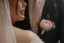 Wedding Day Joshua and Lisa by Luminous Bridal Boutique