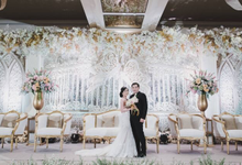 Wedding Day Itung and Prili by Luminous Bridal Boutique