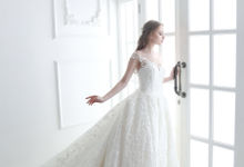Loving you, is like breathing. How can I stop by Luminous Bridal Boutique
