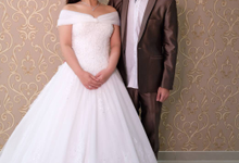 Wedding Day Samuel and Yeliana by Luminous Bridal Boutique
