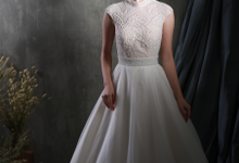 Love is kind by Luminous Bridal Boutique