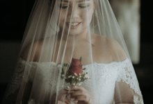 Wedding Day Jan and Rica by Luminous Bridal Boutique