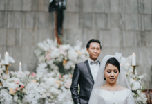 Wedding Day Ivan and Antonia by Luminous Bridal Boutique