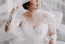 Wedding Day Edo and Heidy by Luminous Bridal Boutique