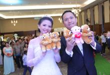 Wedding Day Banjar and Shinta by Luminous Bridal Boutique