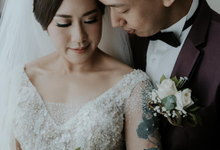 Wedding Day Alam and Angel by Luminous Bridal Boutique