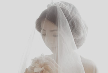 Holy Matrimony Steven and Yohana by Luminous Bridal Boutique
