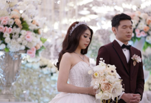Wedding Day Steven and Yohana by Luminous Bridal Boutique