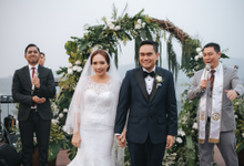 Wedding Day Pradipta and Cheryl by Luminous Bridal Boutique