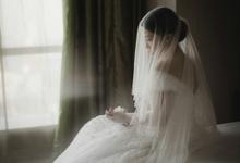 Wedding Day Natasha and Andrew by Luminous Bridal Boutique