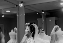 Wedding Day Christian and Febi by Luminous Bridal Boutique