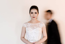 Wedding Day Ivan and Sissy by Luminous Bridal Boutique