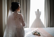 Wedding Day Krishna  and Ariana by Luminous Bridal Boutique