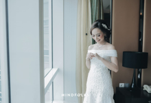 Wedding Day Joshua and Hanny by Luminous Bridal Boutique
