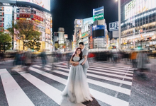 Prewed Suroto and Yanica by Luminous Bridal Boutique