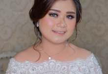 Wedding Day Kelvin and Inez by Luminous Bridal Boutique