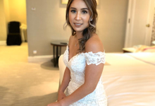 Wedding Day Daniel and Paulina by Luminous Bridal Boutique