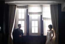 Wedding Day Nicko and Meli by Luminous Bridal Boutique