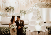 Wedding Day Yugo and Sherly by Luminous Bridal Boutique