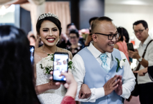 Wedding Day Arthur and Desiree by Luminous Bridal Boutique