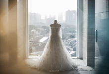 Wedding Day Juli and Victor by Luminous Bridal Boutique