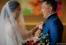 Wedding Day Jay and Novie by Luminous Bridal Boutique